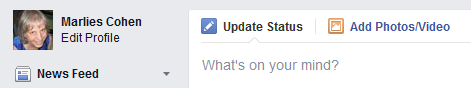 Facebook Stream choice - where to make changes