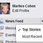 Facebook Stream Top Stories