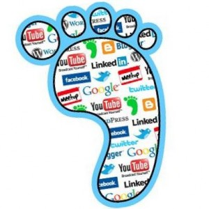 social media foot print